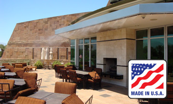 Restaurant Misting Systems